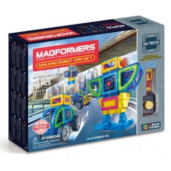 Magformers Walking Robot Set