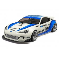 Туринг 1/10 - RS4 Sport 3 Drift SUBARU BRZ [ 114356 RS4 Sport 3 Drift with SUBARU BRZ Body ]