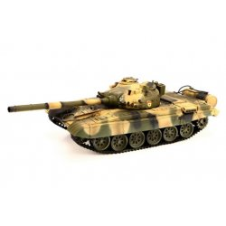Радиоуправляемый танк Airsoft Series Russia T72-M1 Camouflage масштаб 1:24 2.4G VS A03102963