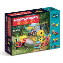 Magformers Magic Pop Set