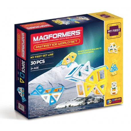Magformers Ice World (63136)