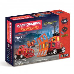 MAGFORMERS Heavy Duty Set